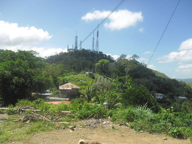 23 Below signal towers