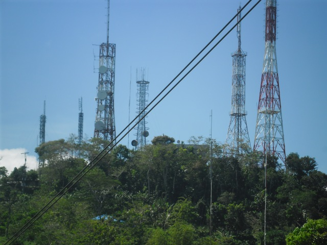 24 signal towers