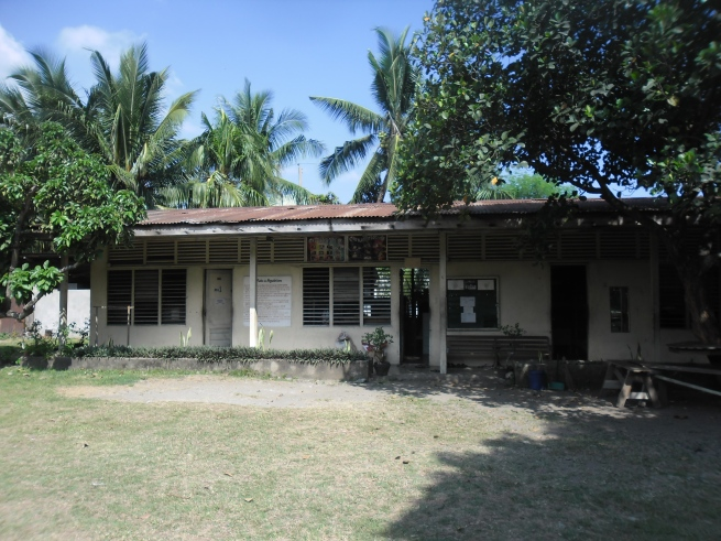 The old school building of Zamboanga Bible College.